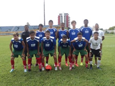 Equipe de futebol da Prefeitura.
