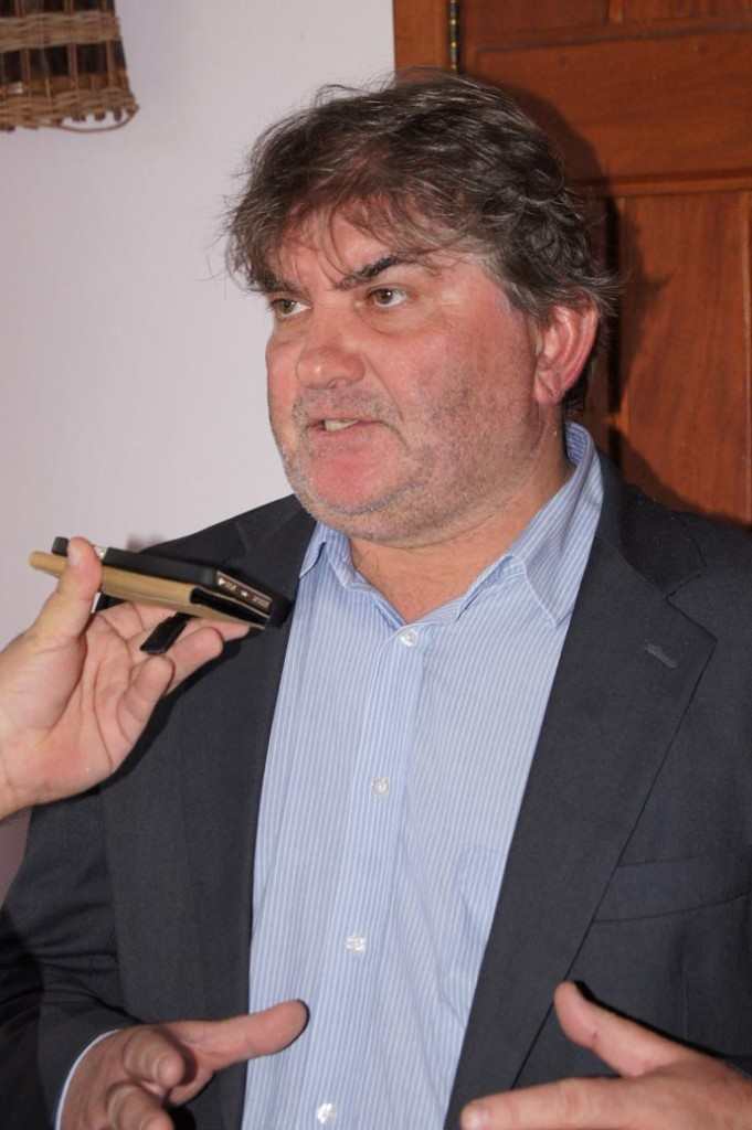 Eugênio Spengler. Imagem: José Nazal.