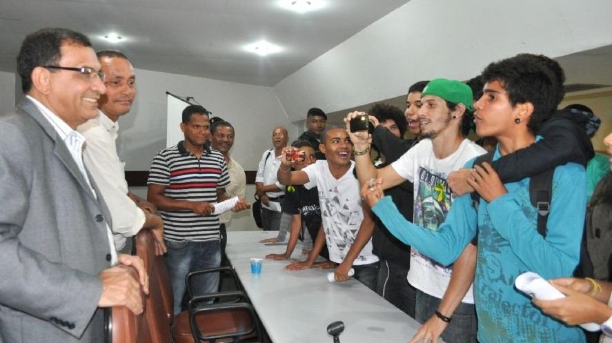 Foto: Maurício Maron/Jornal Bahia Online.