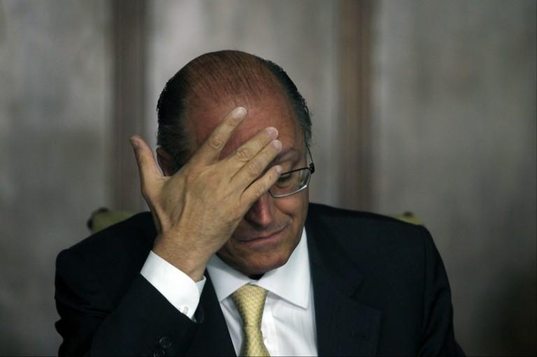 Governador Geraldo Alckmin. Foto: Sérgio Castro/ Estadão.
