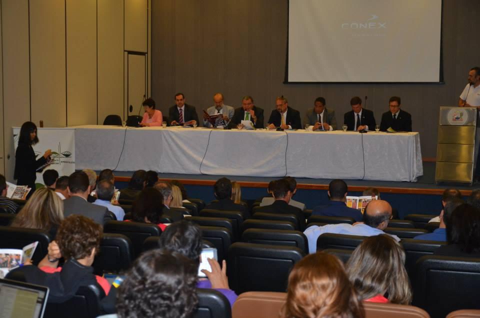 Salvador recebeu o I Encontro das Frentes Parlamentares Ambientalistas.
