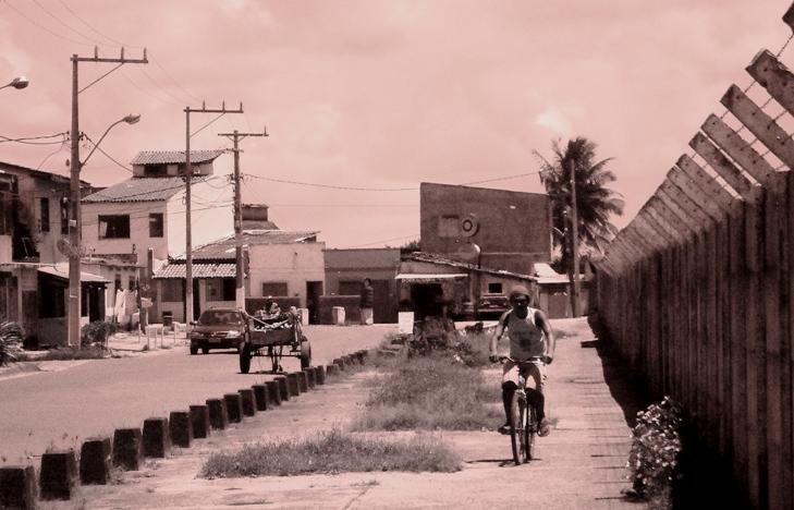 Nós avançaríamos, se a carroça não estivesse sem condutor - essa persistência do passado no presente.