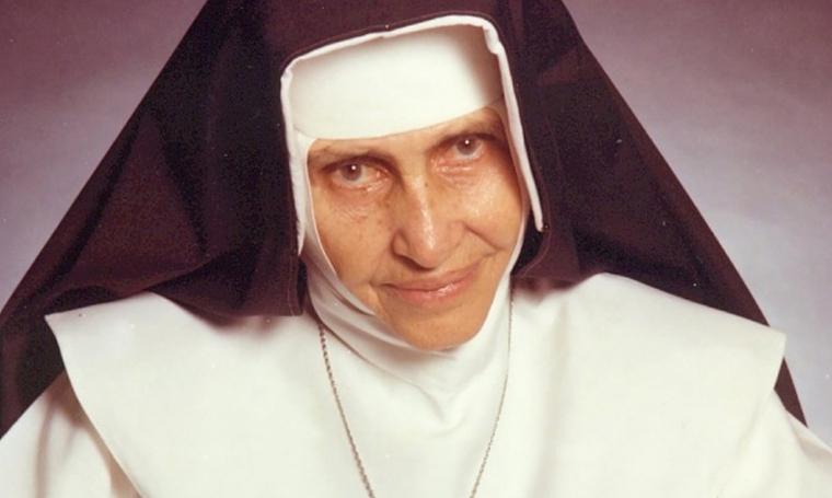 Irmã Dulce nasceu em 26 de maio de 1914.