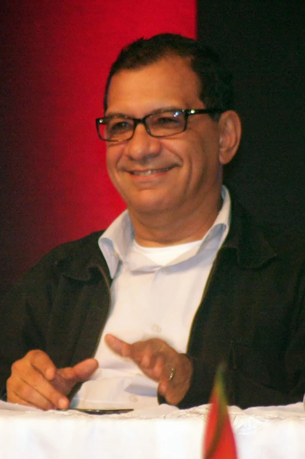 Jabes Ribeiro. Foto: José Nazal/Blog Catucadas.