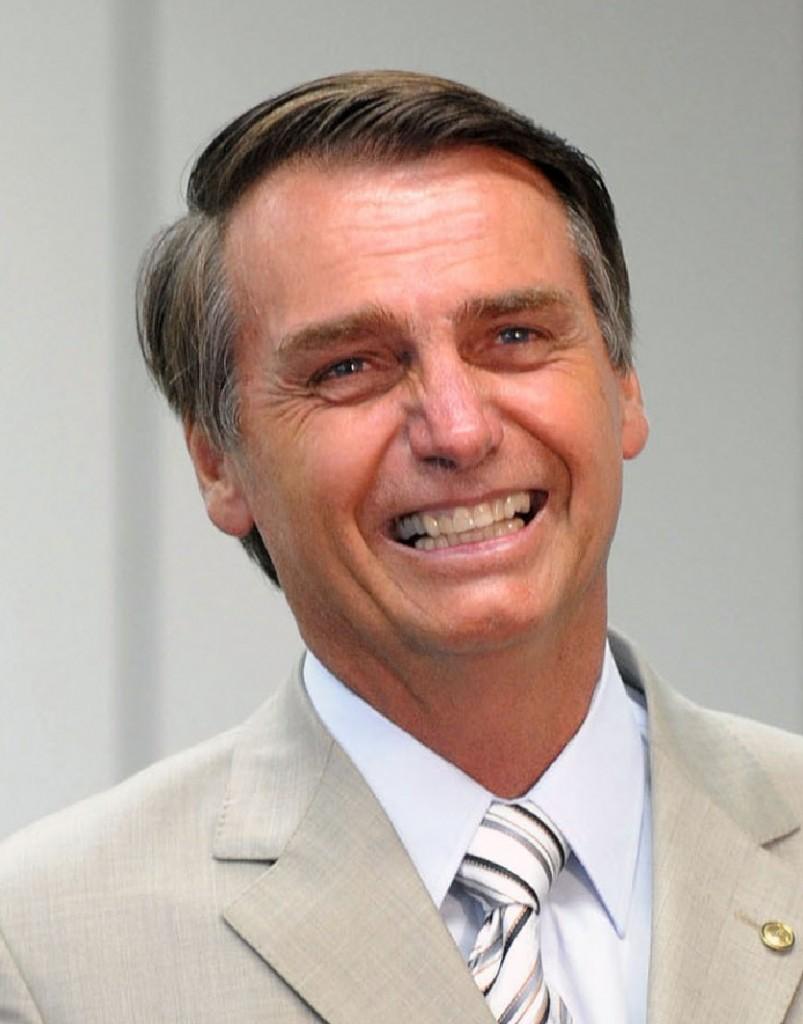 Deputado federal Jair Bolsonaro (PP-RJ).