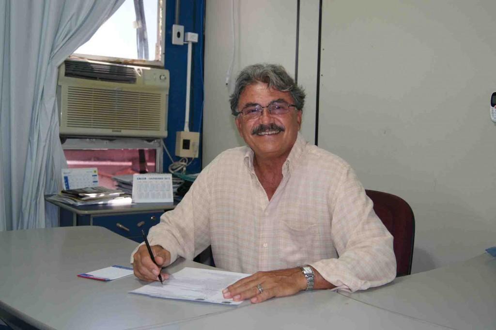 Joaquim Bastos: secretário de planejamento de Ilhéus.