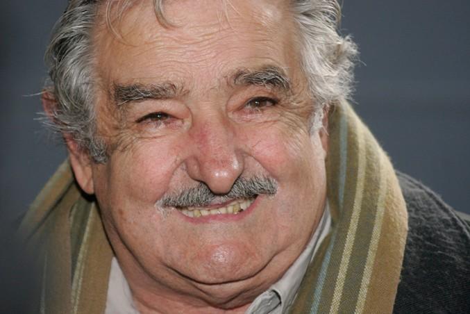 José Mujica. Imagem: TV Araj.