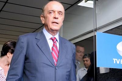 José Serra, ex-governador de São Paulo. Foto: Agência Brasil.