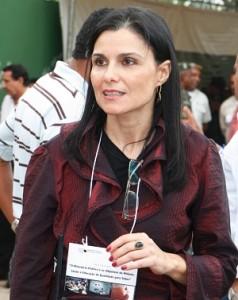Karina Cherubini.