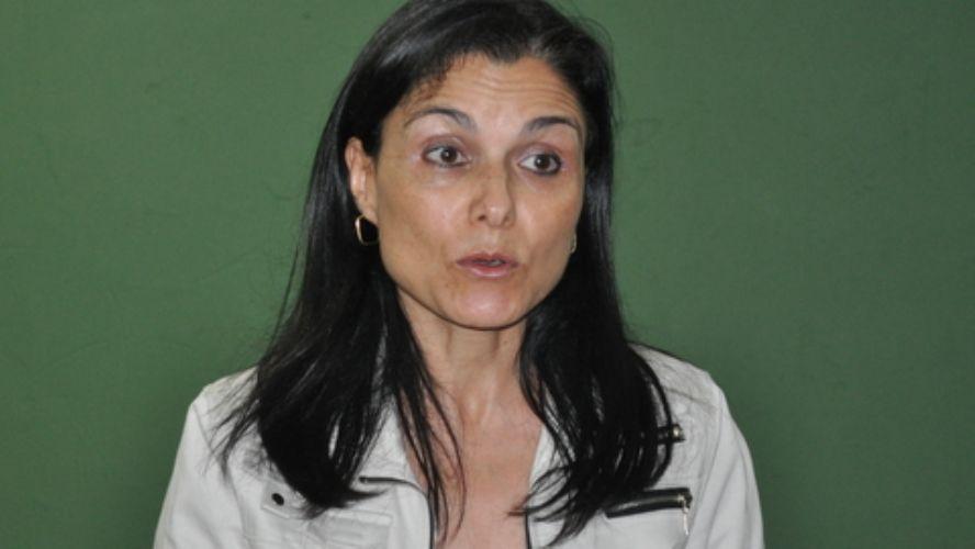 Promotora Karina Cherubini. Foto: JBO.