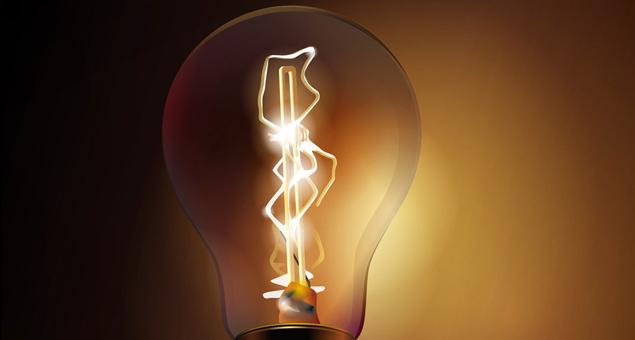 Lâmpada-eletricidade