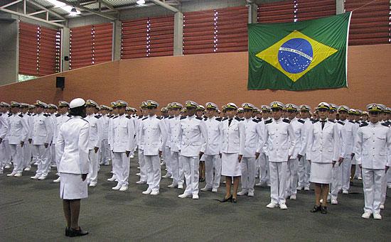 Imagem divulgada pelo Ministério da Defesa.