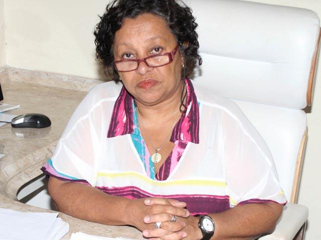 Marlúcia Rocha, Secretária de Educação de Ilhéus. Foto: Gidelzo Silva.