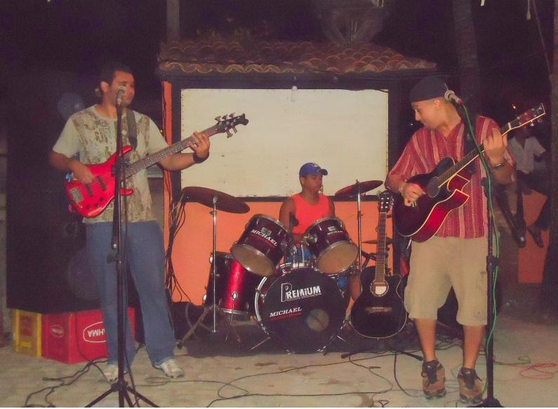 Banda Mariah BaSul.