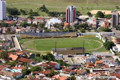 Estádio Mário Pessoa. Imagem; José Nazal.