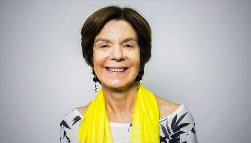 A socióloga Neca Setubal, única mulher filha do banqueiro Olavo Setubal, morto em 2008 (Foto: Divulgação/PSB).