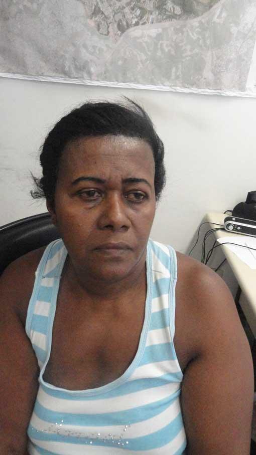 Dona Norma. Foto Polícia Civil.