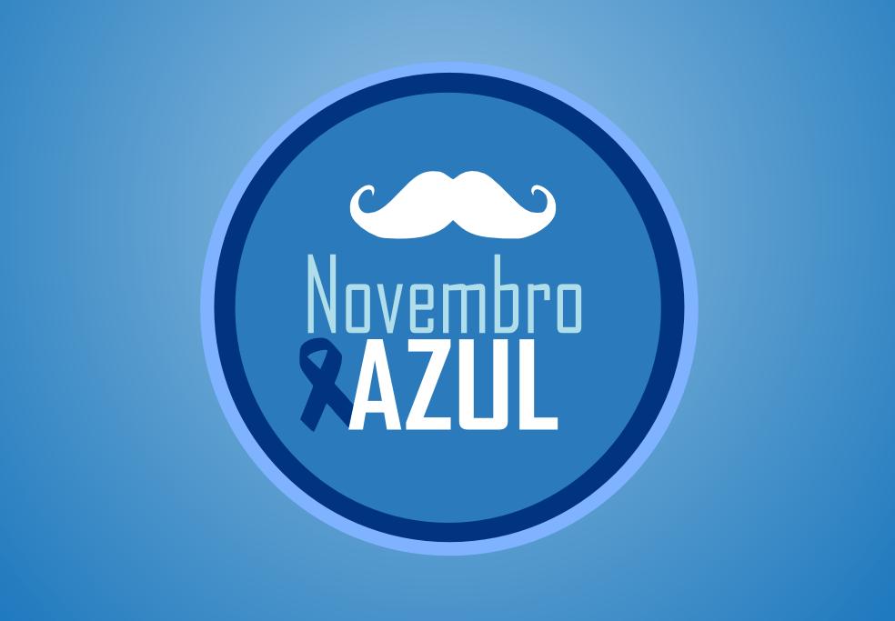 Novembro Azul - Imagem Internet