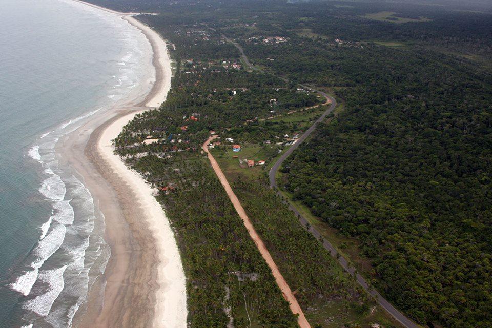 Parque Estadual Ponta da Tulha. Imagem: José Nazal.