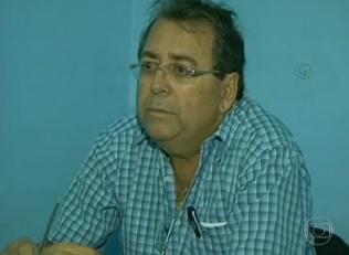 Paulo Bitencourt. Imagem: TV Santa Cruz.