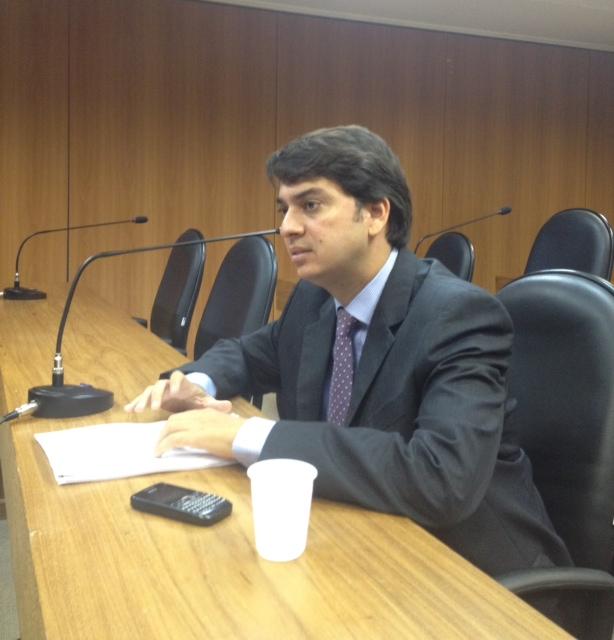 Pedro Tavares na ALBA.