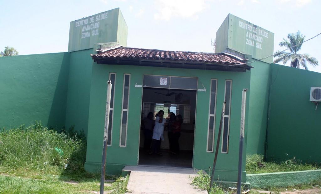 Posto Avançado de Saúde da Zona sul (bairro Hernani Sá).