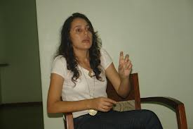 Diane Rusciolelli - Prefeita de Una.