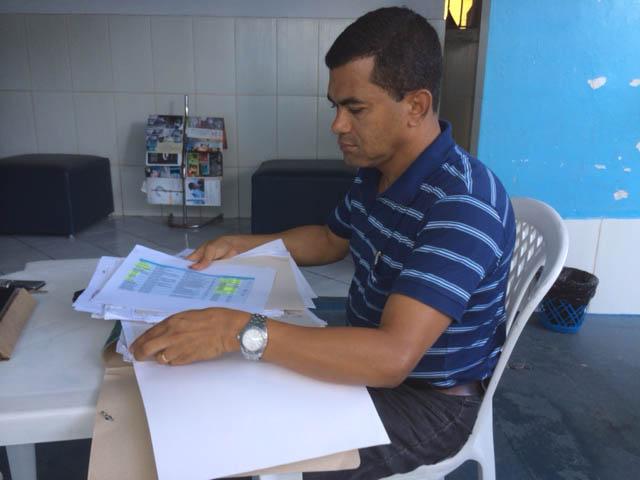 Reinado Soares: documentação farta que prova os erros da secretaria de educaçãoReinaldo Soares, a decisão do conselho está fundamentada nos erros da secretaria de educação