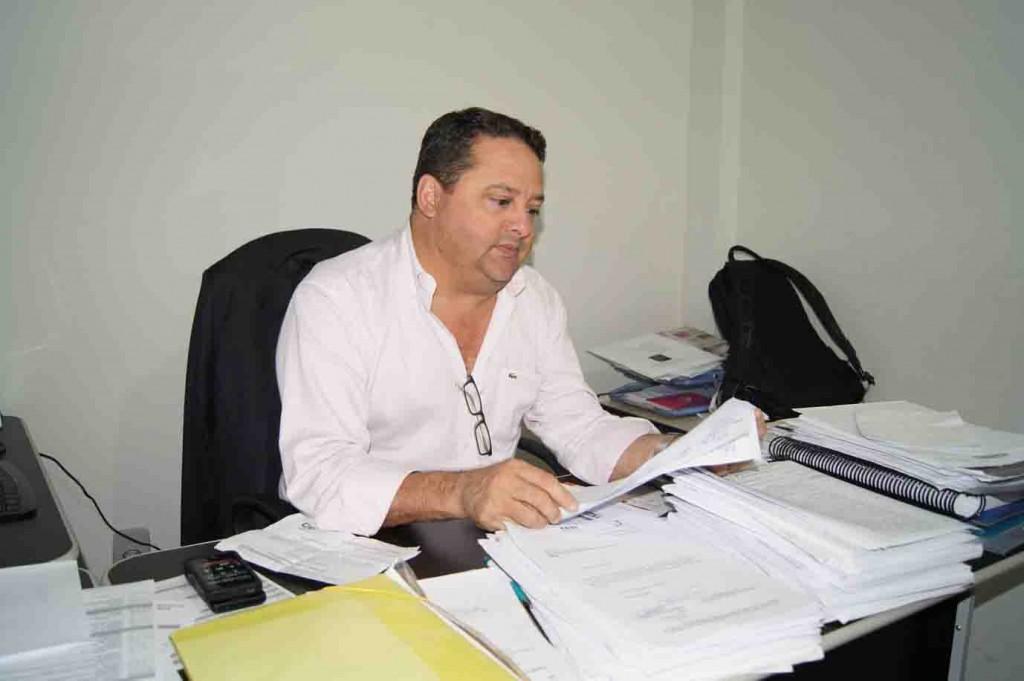Renan Araújo. Foto: Emílio Gusmão.