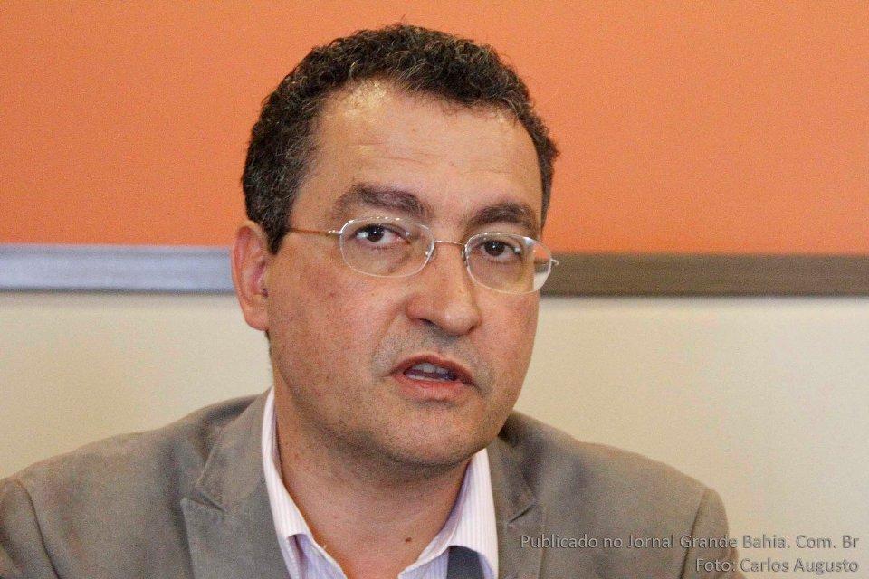 Governador Rui Costa. Foto: Carlos Augusto/Jornal Grande Bahia.