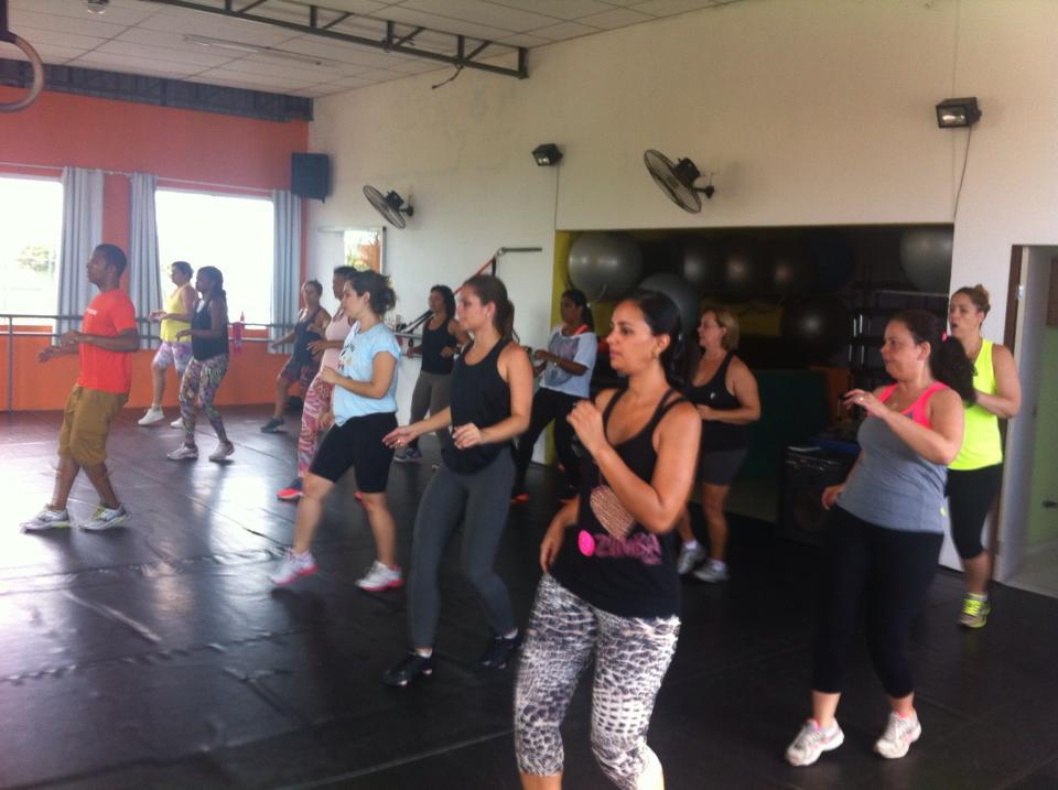 Imagem: SV Fitness/Facebook.