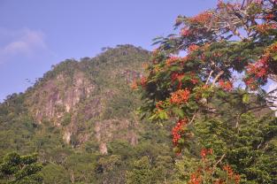 Serra do Padeiro.