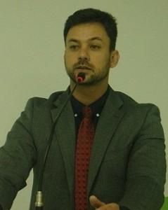 Vereador Lukas Paiva