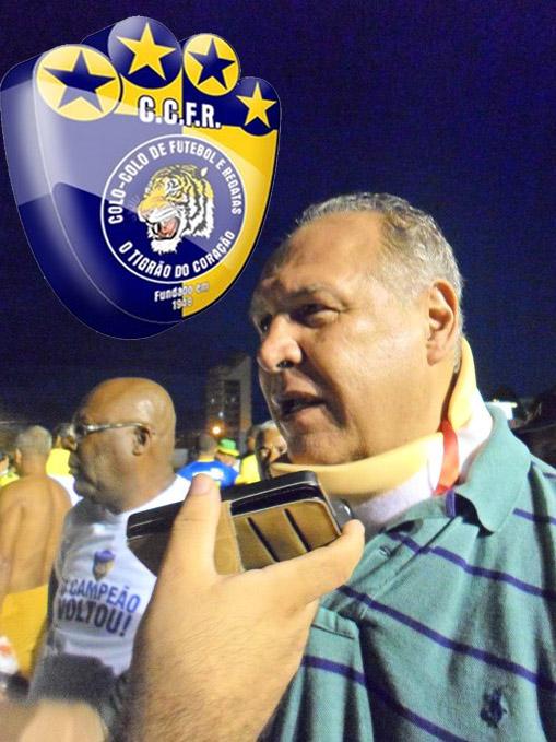 Walter Telles. Imagem: Thiago Dias.