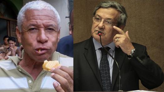 Azevedo e Benito: nunca mais.