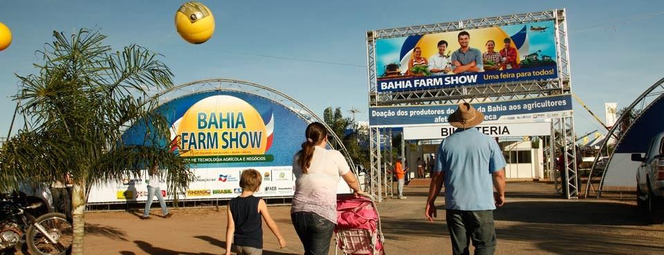 Evento do agronegócio movimentará mais de R$ 671 milhões.